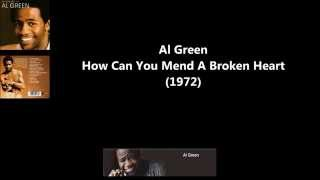 Al Green - And How Can You Mend a Broken Heart (1972) (Lyrics - Letras) (Sub) Traducida