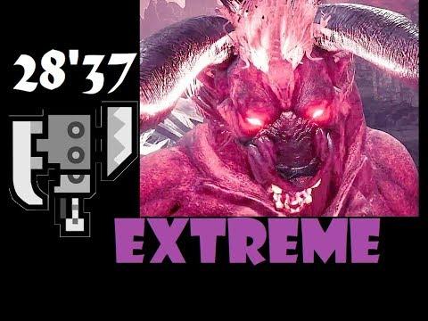 "Extreme Behemoth   Switch Axe Solo   28'38""56 - Monster Hunter World thumbnail"