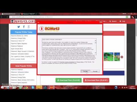 SKY3DS Set-up Video for (old) 3DS 9.9.0.26 E/J/U