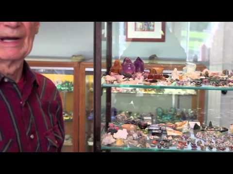 The Crystal Shop in Salida