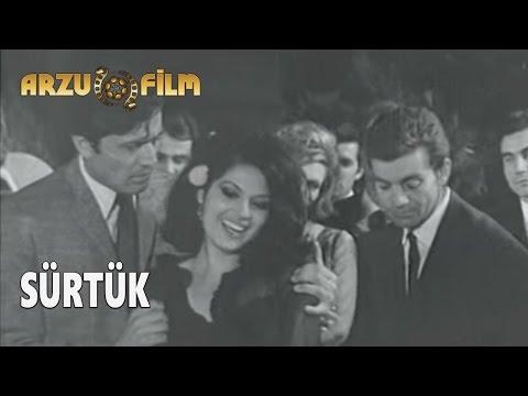Sürtük | Türkan Şoray & Ekrem Bora & Cünayt Arkın - Siyah Beyaz Filmler