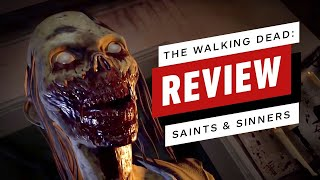 The Walking Dead: Saints & Sinners Review (Video Game Video Review)