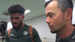 ヴィッセル神戸戦の試合後、選手コメント動画です。 ・千葉和彦選手 ・...