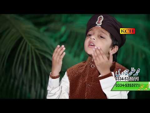 Heart Touching Naat Sharif In Urdu || Muhammad Talha Qadri