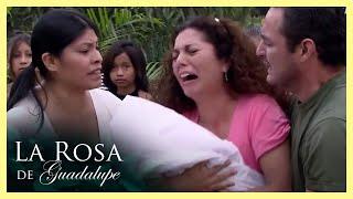 La Rosa de Guadalupe: Daniel muere ahogado por salvar a José   La oportunidad de vivir