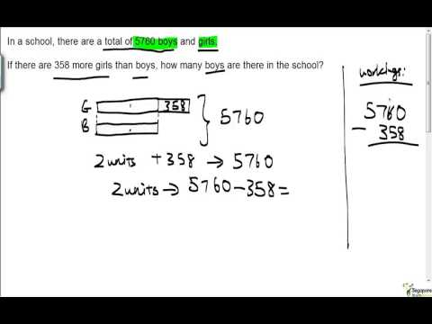 Primary 4 maths, whole numbers question [Watch, Learn & Try @ www.singaporemathguru.com]