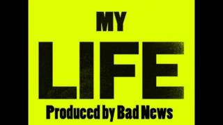 Bad News - My Life RAP INSTRUMENTAL HIP HOP BANGER