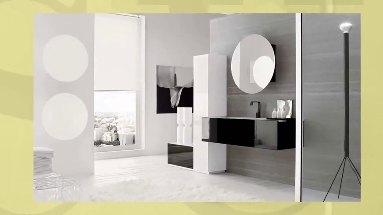 Accessori Bagno Design Minimale.Line Arredo Bagno Minimale Funzionale Colorato