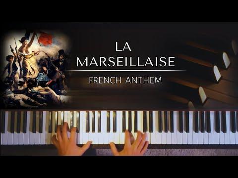 La Marseillaise (French National Anthem) + piano sheets