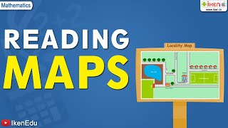 Repeat youtube video Learn Reading Maps