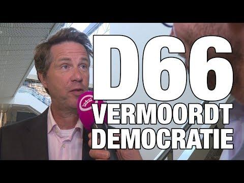GSTV: D66 sloopt referendum