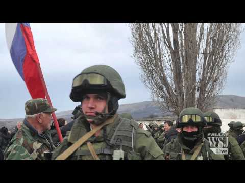 Ukraine Explained: Russian Troops Enter Crimea | #TheShortAnswer w/Jason Bellini