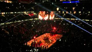 Chicago Bulls Intro 10/27/15 vs Cleveland Cavaliers United Center