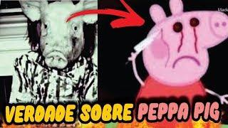 LADO OBSCURO DE Peppa Pig Baseado em fatos Reais?