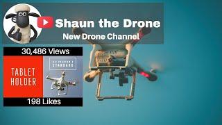 DJI Phantom 3 Standard Tablet Mount(, 2015-11-25T23:16:01.000Z)