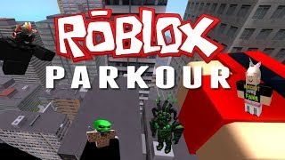 DON'T LOOK DOWN | PARKOUR | ROBLOX
