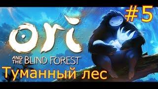 Ori and the blind forest - Прохождение #5 Туманный лес (Безумие)