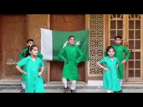 Jashn e azadi song performance