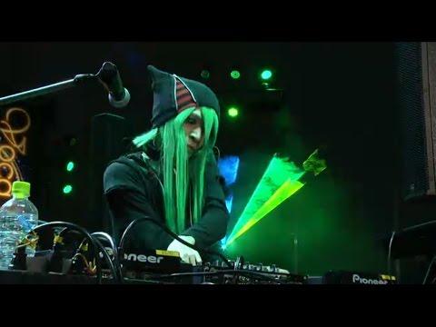 超ボカニコステージ2016 【かいりきベア & DJ離狐】 1日目 13:00~13:30