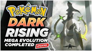 Pokemon GBA ROM HACK Dark rising mega evolution | Completed