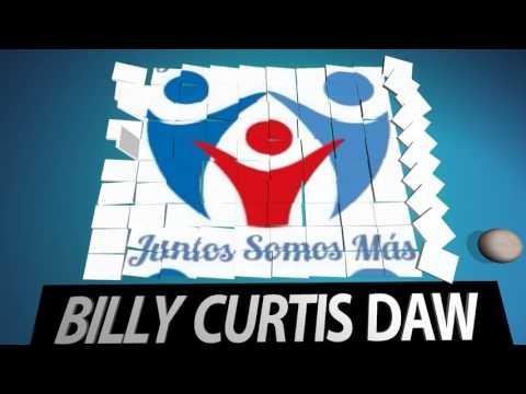 Billy Curtis Juntos somos Más