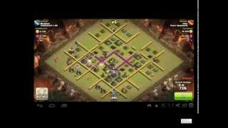 Pinoy Warlords vs TimeBandits.de Clash of Clans