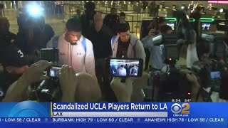 UCLA Basketball Players To Make Statement On Shoplifting Charges In China