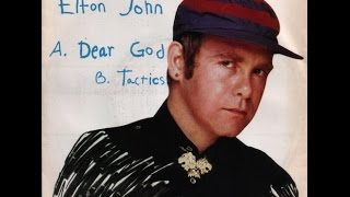 Watch Elton John Dear God video