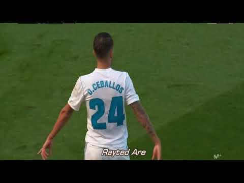 Dani Ceballos (Real Madrid) Vs Alaves (A) (17/18)
