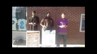 The Israelites: Israelites Fightin On Beale Street Memphis Tn
