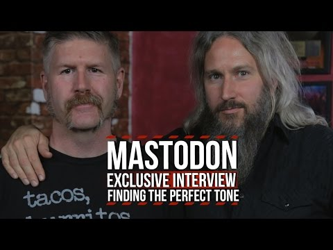 Mastodon: Searching For the Perfect Guitar Tone