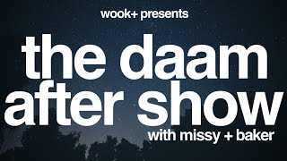 the DAAM After Show - 11/28/20