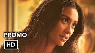"YOU (Lifetime) ""Love, Obsession"" Promo HD - Shay Mitchell, Penn Badgley series"