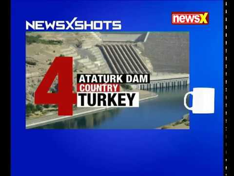 NewsxShots — A look at mega dams of the world