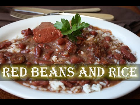 Easy Red Beans And Rice (FULL VERSION)