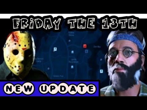Friday The 13th :  -New Jason Update And More-  [Interactive Streamer]
