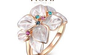 Модное обручальное золотое кольцо с алиэкспресс(, 2015-06-11T21:00:17.000Z)
