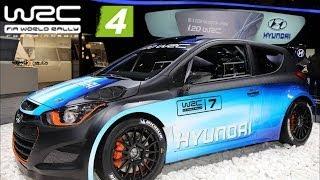 WRC 4 - Hyundai i20 WRC @ Rally Argentina - Agua de Oro