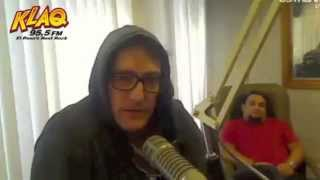 Richard Patrick of Filter Talks about Kurt Cobain Controversy