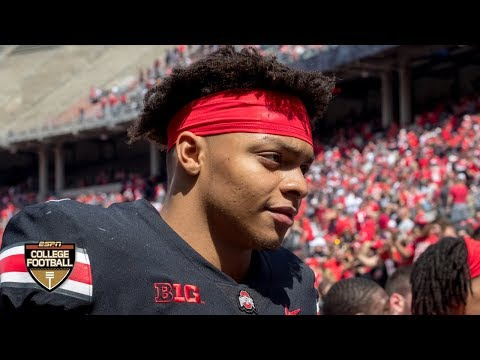 Justin Fields named Ohio State's starting QB | College Football Live