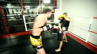 Тренировки по Таиландскому боксу, Киев