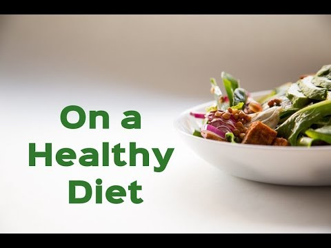 On a Healthy Diet (A2) - Learn American English through Short Stories