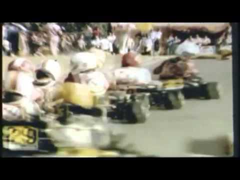 Karting Cto. Mundo 1980 nivelles part 1