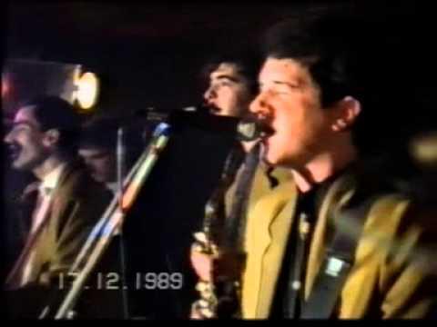 Đavoli - koncert na brucošijadi FESB-a 1989