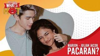 Marion Jola & Julian Jacob Pacaran? Ini Jawabannya