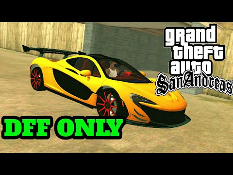 Gta Sa Android Mod Mod Mobil Keren Coy Dff Only