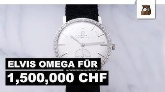 ELVIS UHR FÜR 1,5 MILLIONEN CHF VERSTEIGERT // WatchTalk // Deutsch // FullHD