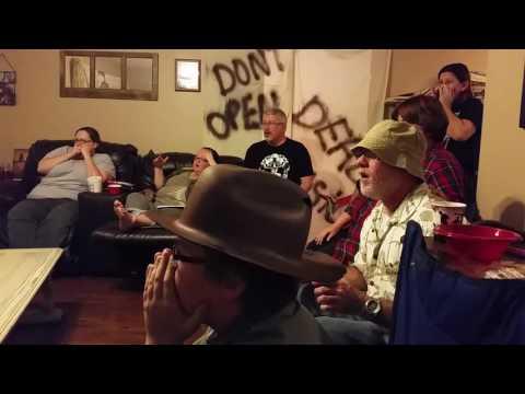Walking Dead Glenn dies reaction
