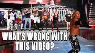 What's Wrong With This Video?: Lita vs. Heath Slater on Raw 1,000