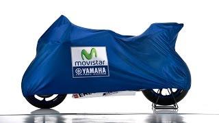 Jorge Lorenzo & Valentino Rossi unveil 2016 Movistar Yamaha YZR-M1